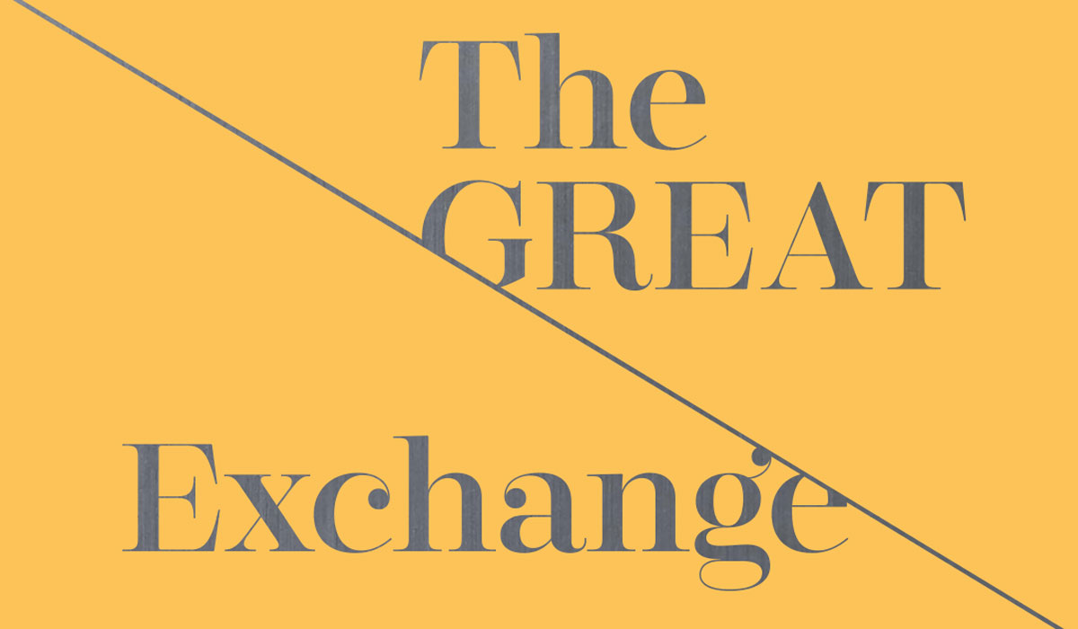 Linn Kampagne The Great Exchange 1